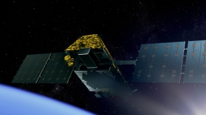Telecommunications. Satellite : IRIDIUM NEXT constellation